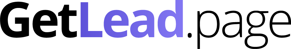 getlead.page Logo